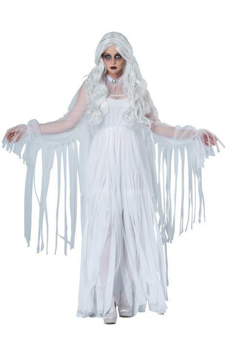 Костюм призрачной девы (48-50) -  Нечистая сила
