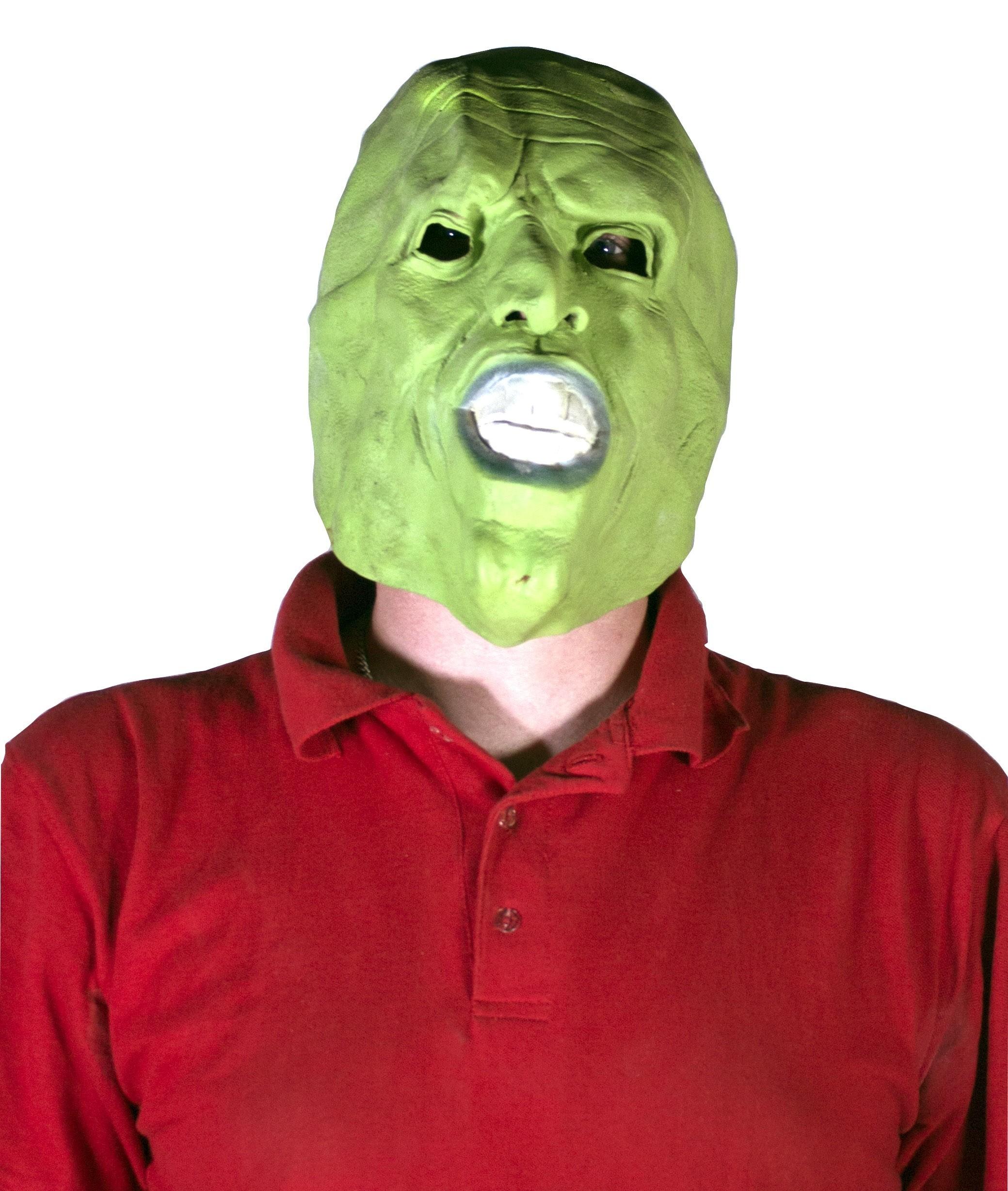Зеленая маска из фильма - Карнавальные маски