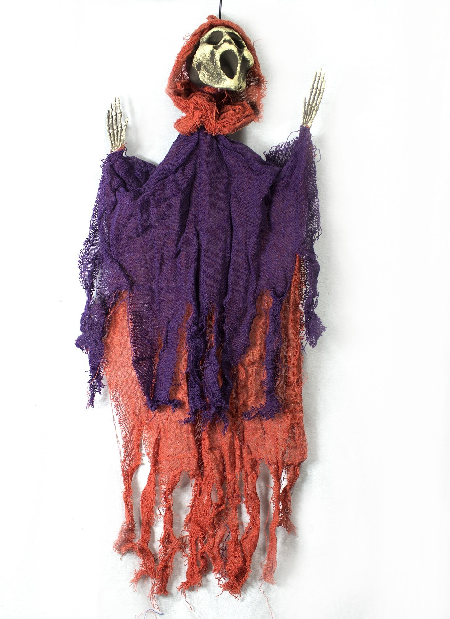 Подвесная декорация Крик фиолетово-оранжевый (UNI) esschert design декорация hb14