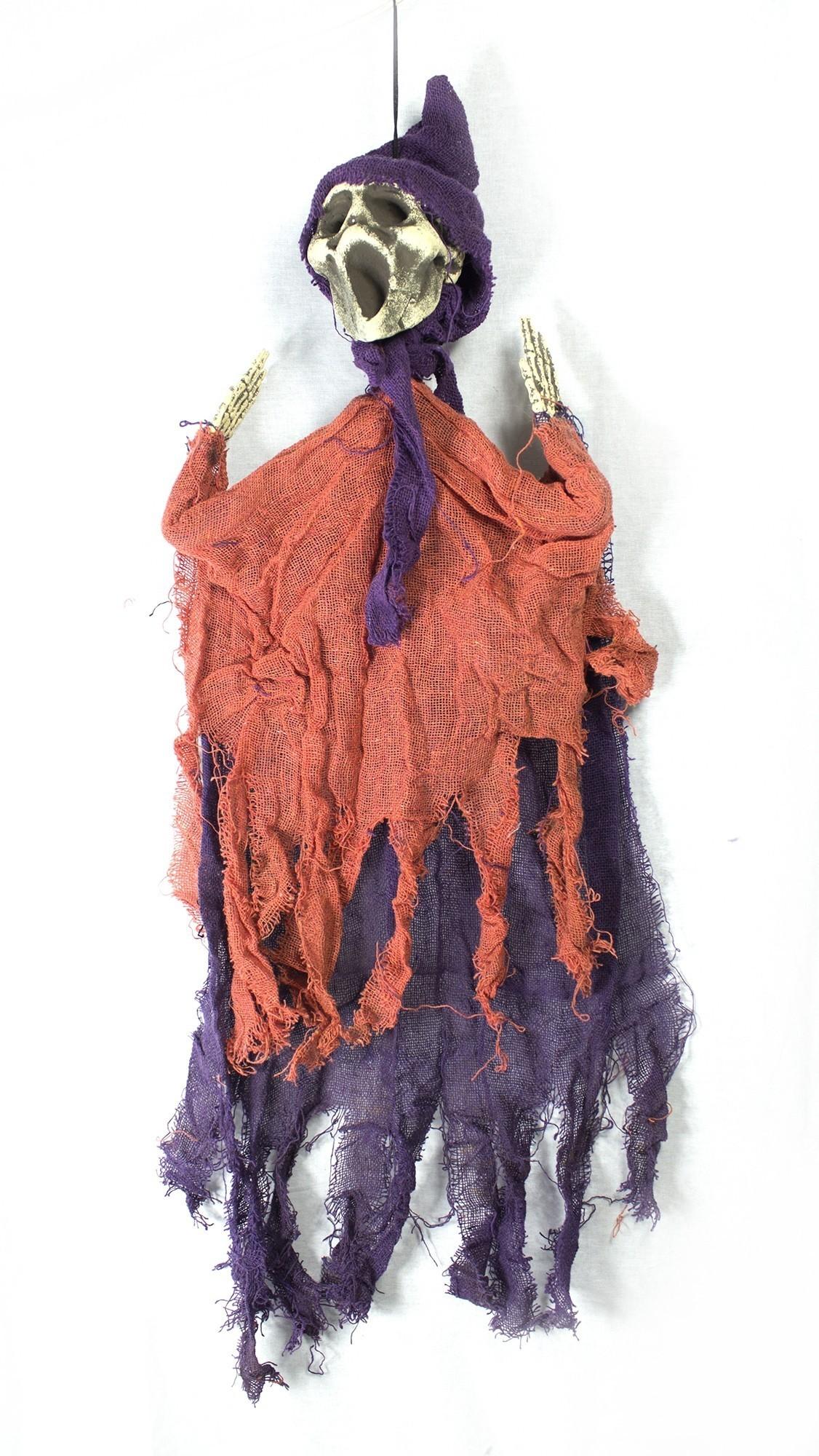 Подвесная декорация Крик оранжево-фиолетовый - Киногерои