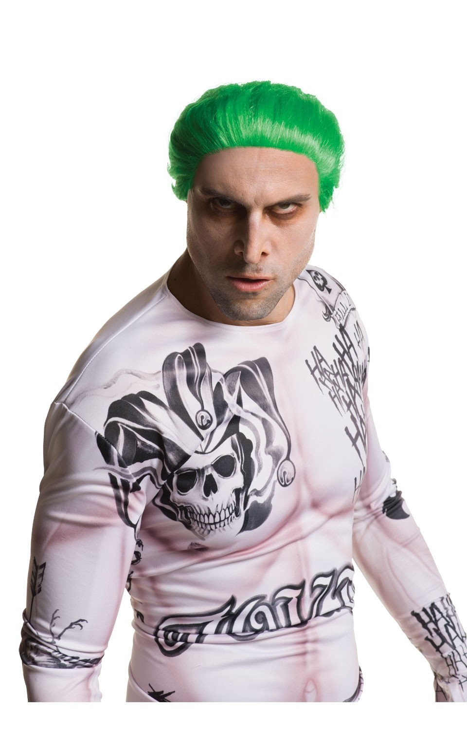 Зеленый парик Джокера - Киногерои