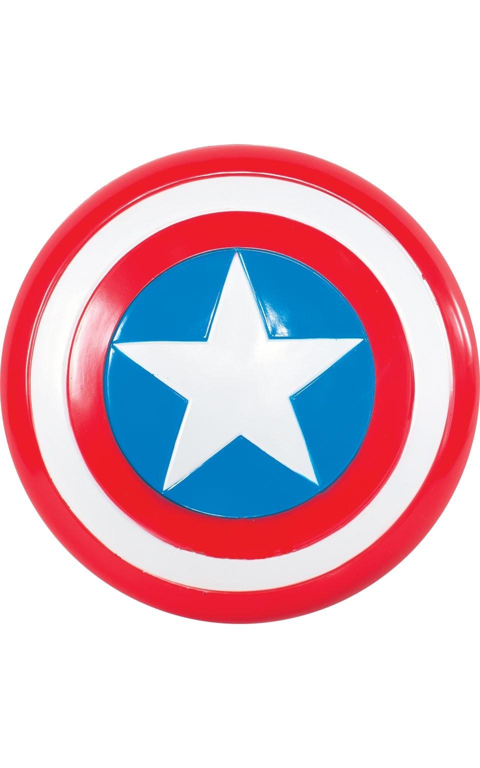 Щит Капитана Америка - Супергерои и комиксы