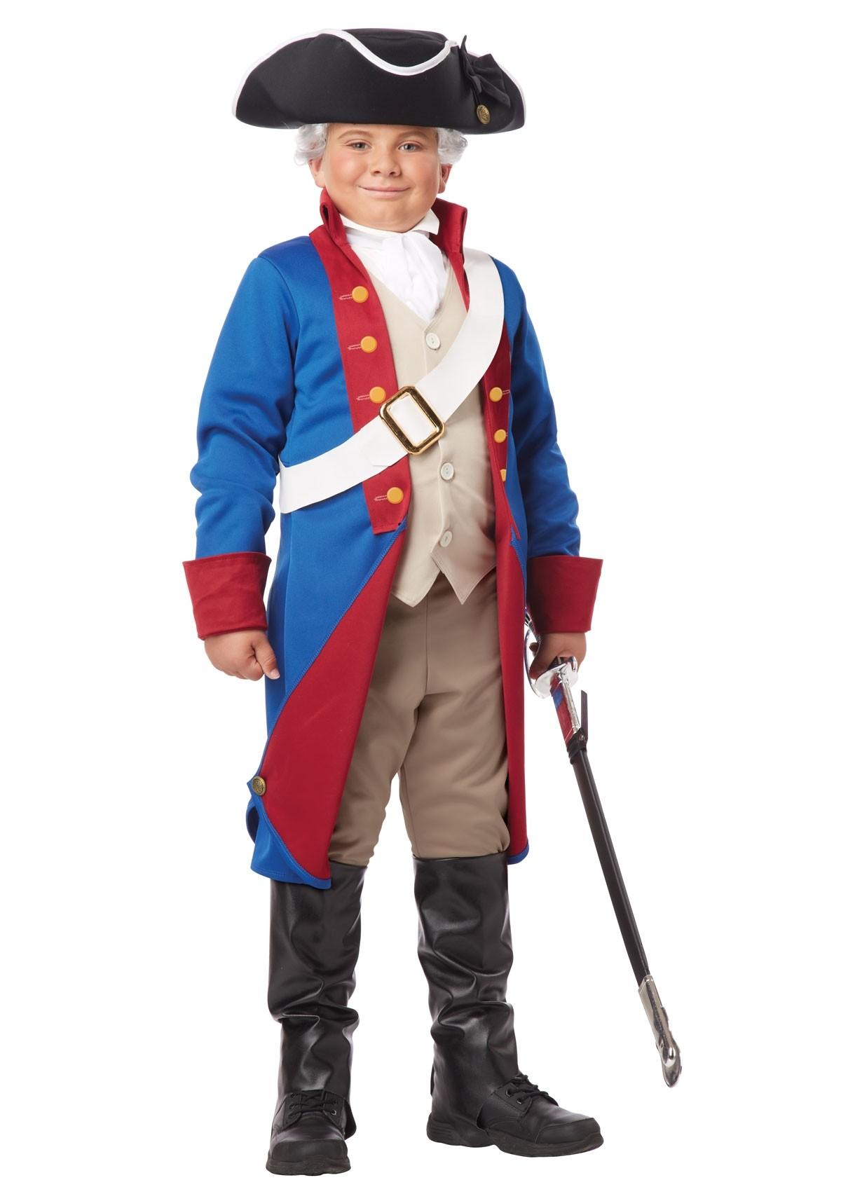 Детский костюм американского патриота (38) детский костюм гонщицы даники патрик 38