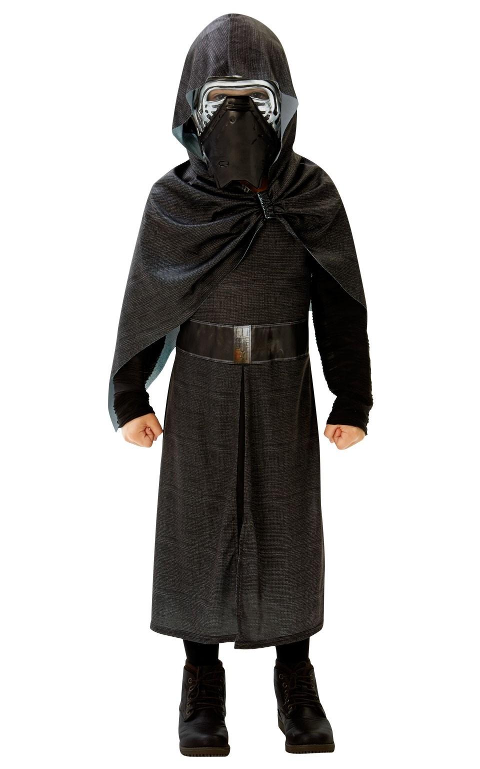 цены на Детский костюм Кайло Рена Dlx (30-32) в интернет-магазинах