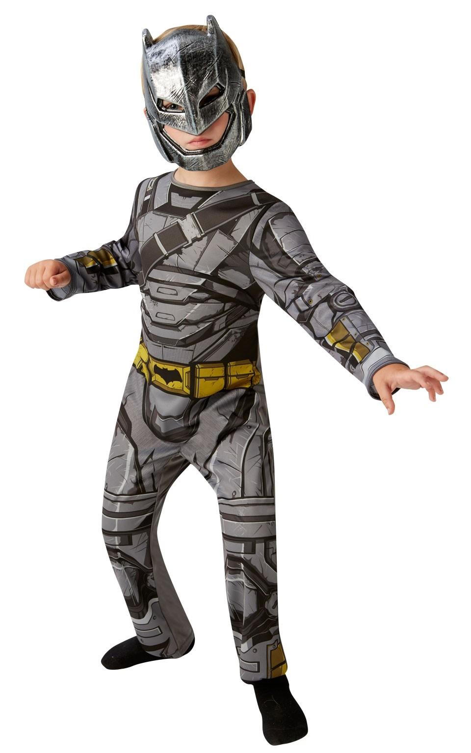 Детский костюм Бэтмена бронированный (30-32) детский костюм супермен 30