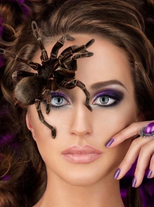 Линзы Spider Web - Животные и зверушки