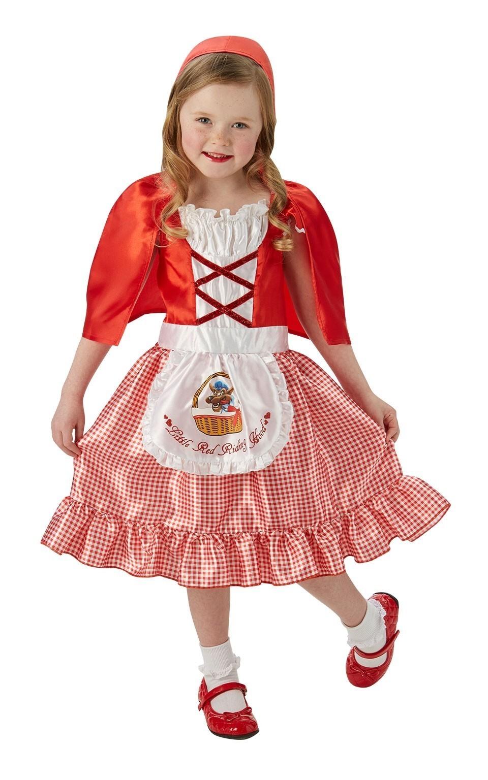 Костюм милой Красной Шапочки для детей (30-32) детский костюм милой золушки 30 32