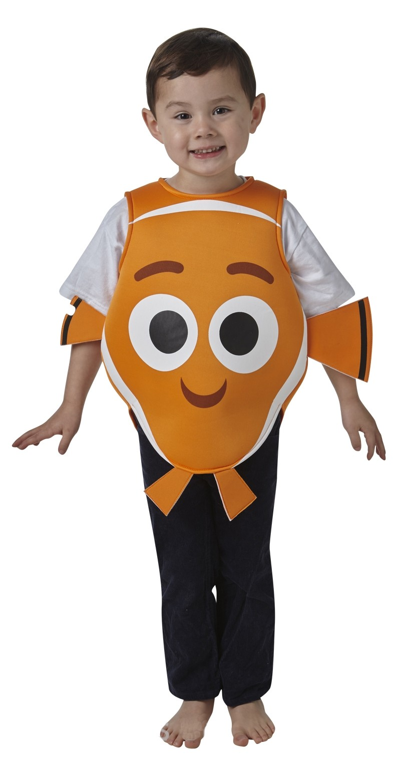 Детский костюм рыбки Немо (28-30) детский костюм дарт мола 28 30