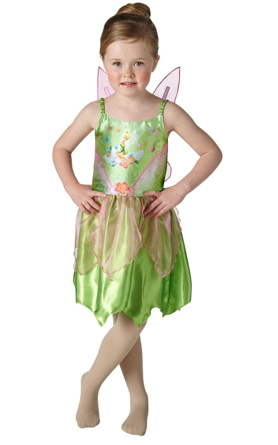 Классический костюм Феи Динь-Динь (30-32) костюм феи динь динь зеленый 46 48