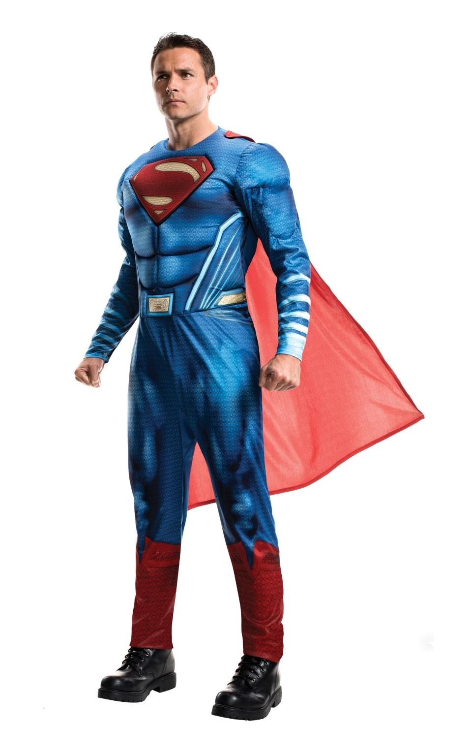 Костюм Супермена для взрослых (52)
