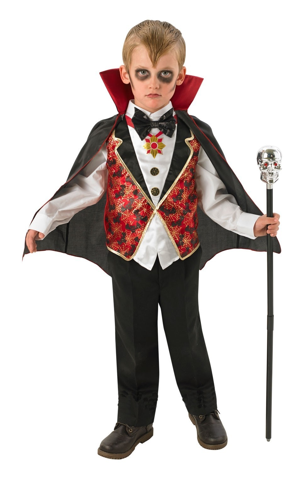 Костюм юного Дракулы (46) костюм на хэллоуин в краснодаре