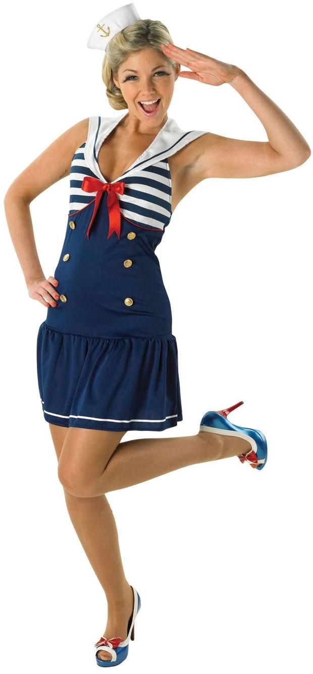 Милый костюм морячки (46)