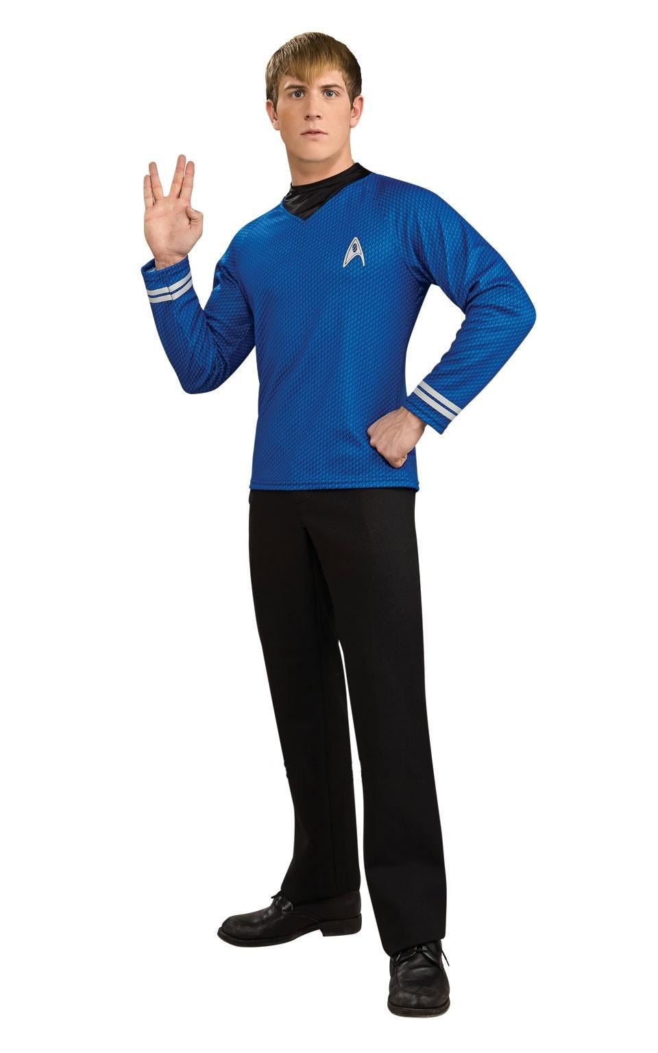 Рубашка Спока Star Trek Dlx (54) - Киногерои, р.54