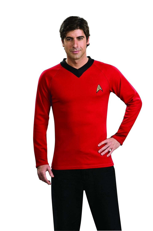 Красная рубашка Скотти Star Trek (54) - Киногерои, р.54