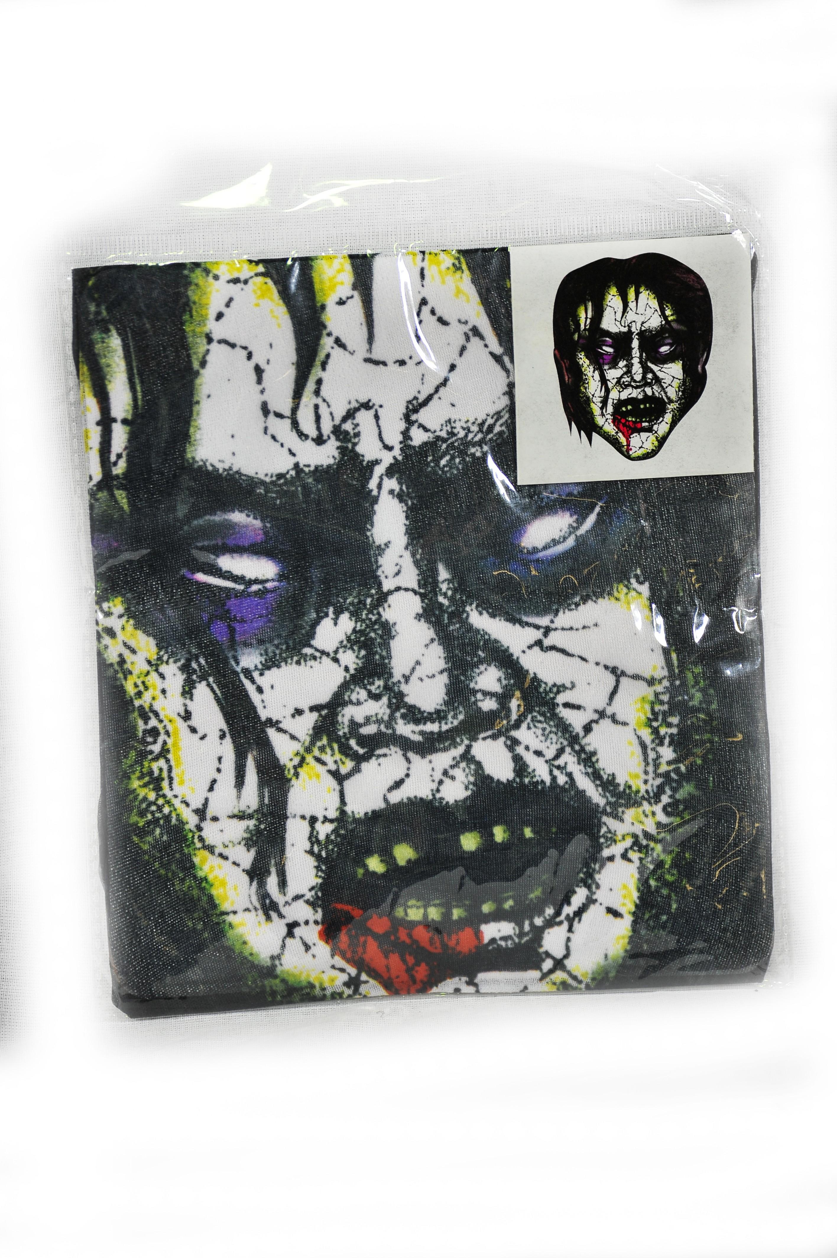 Маска-чулок Зомби - Карнавальные маски