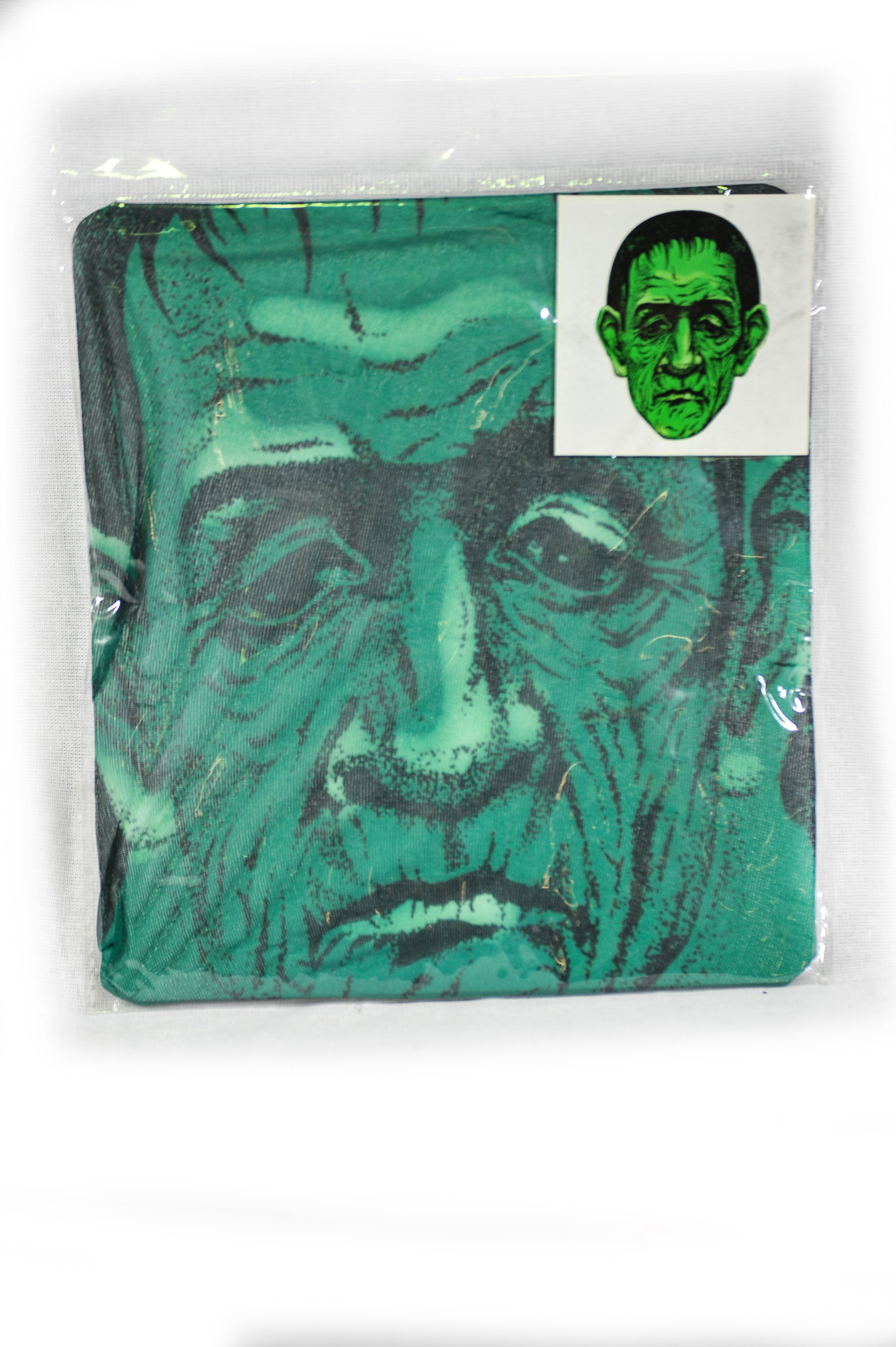 Маска-чулок Франкенштейн (UNI) маска чулок вампир uni