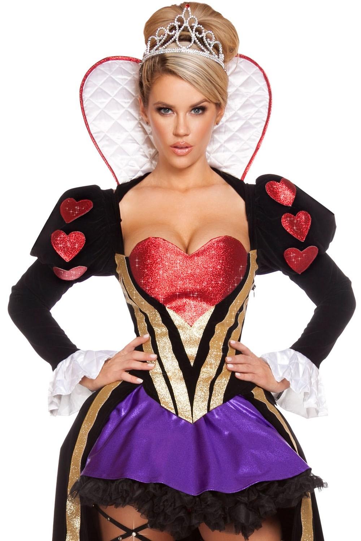 костюм Королевы сердец (40-44) -  Киногерои