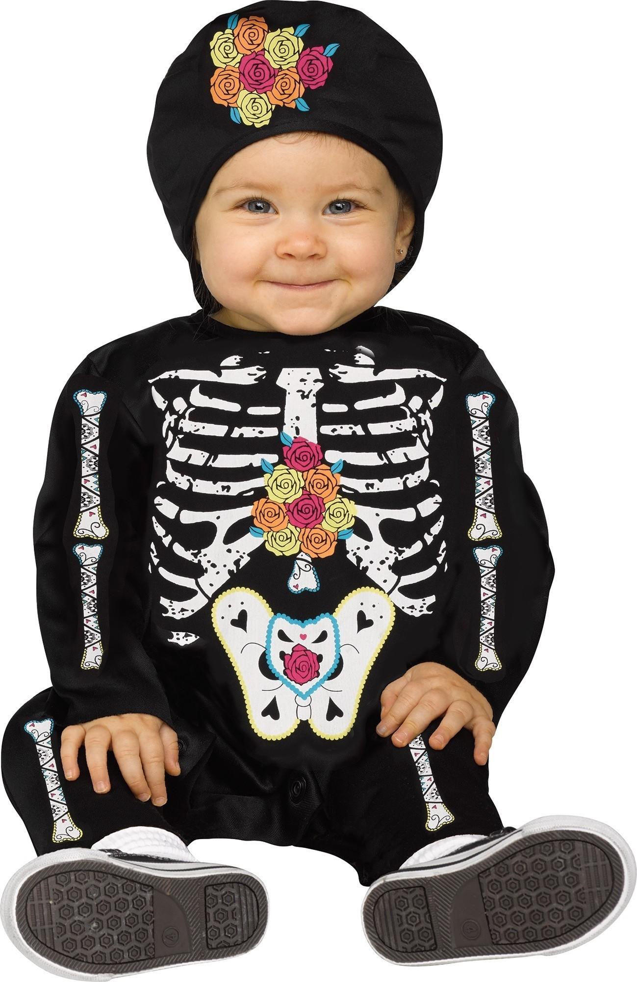 Костюм малыша-скелетона (24-26) костюм пони 24 26