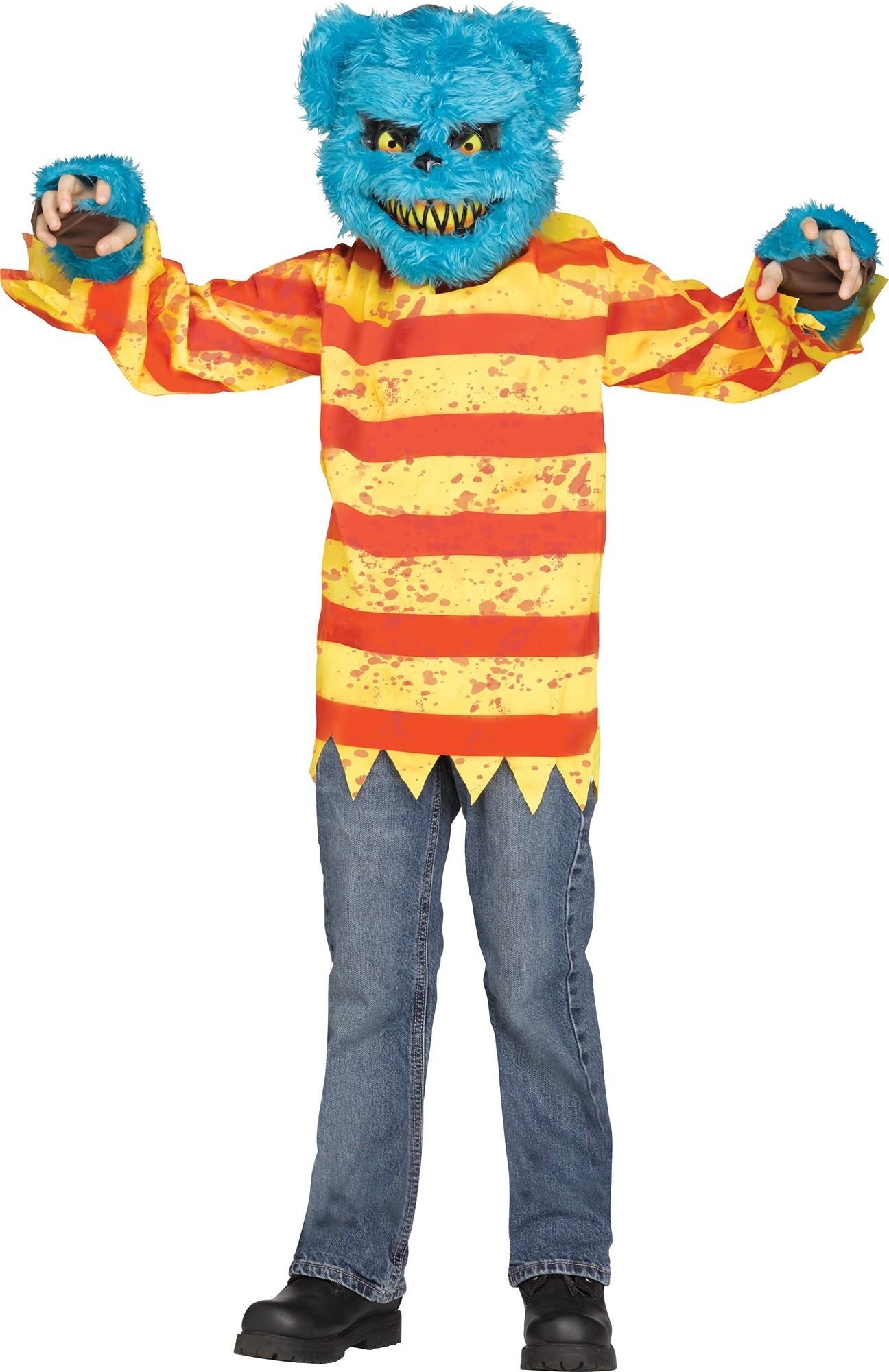 Костюм мишки-киллера (34-38) детский костюм деда мороза голубой 38