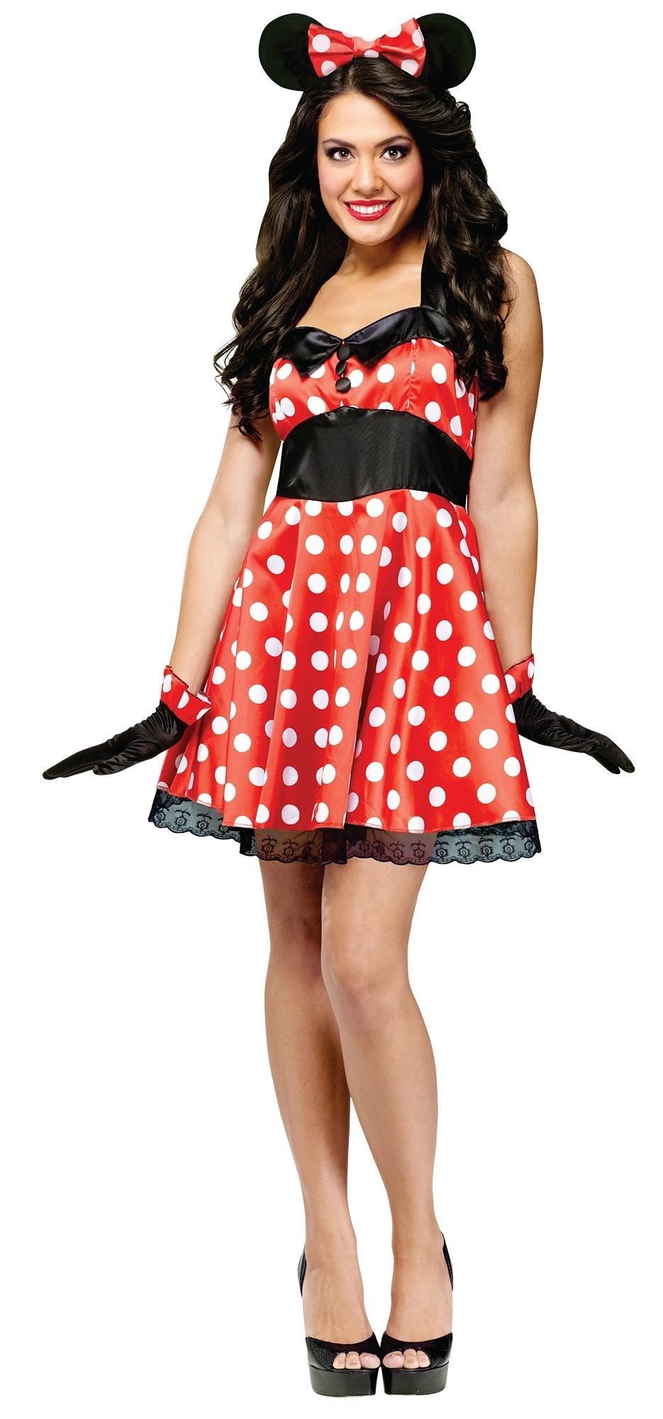 все цены на  Ретро костюм Мини Маус (48)  в интернете