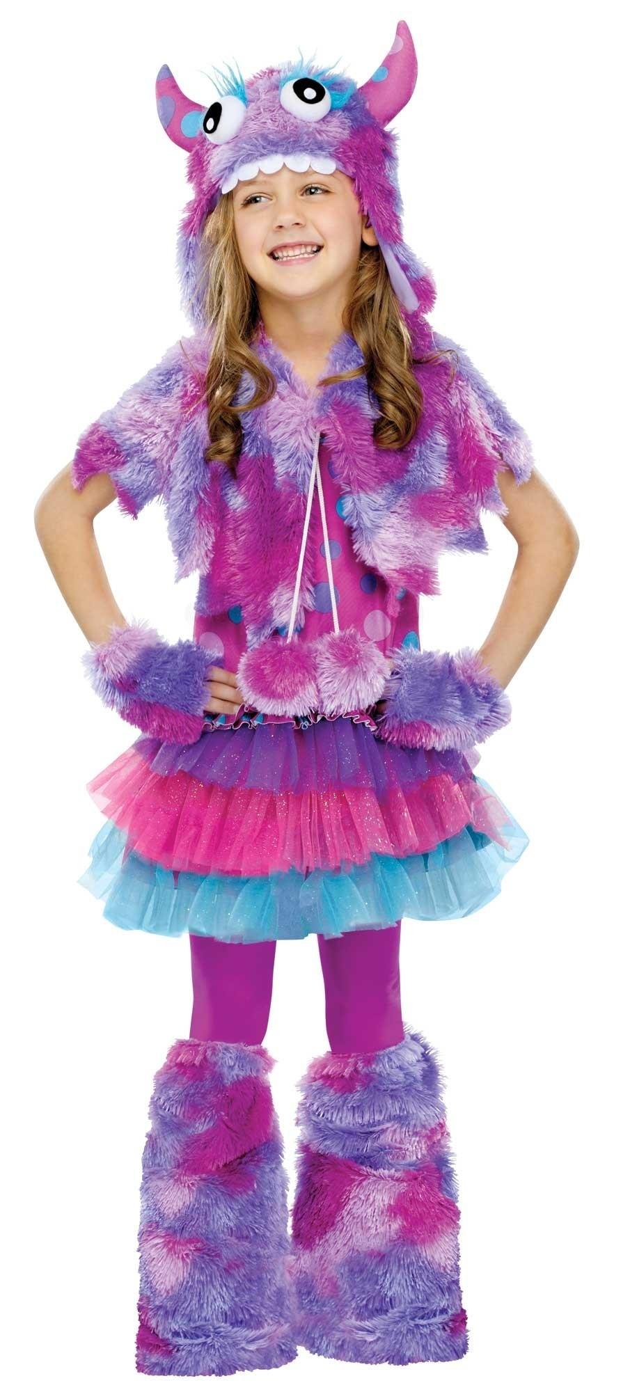 Плюшевый детский костюм монстрика (36) - Сказочные герои, р.36
