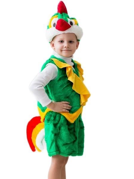 Зеленый костюм Петушка (28) от Vkostume