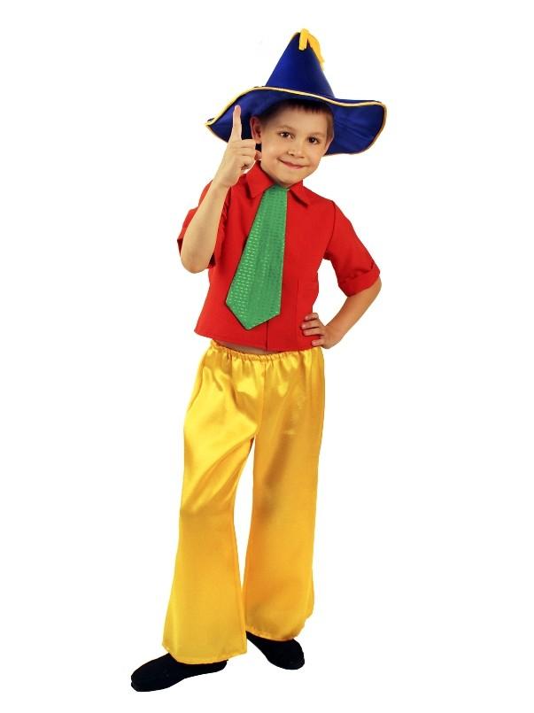Детский костюм Незнайки (30) детский костюм супермен 30