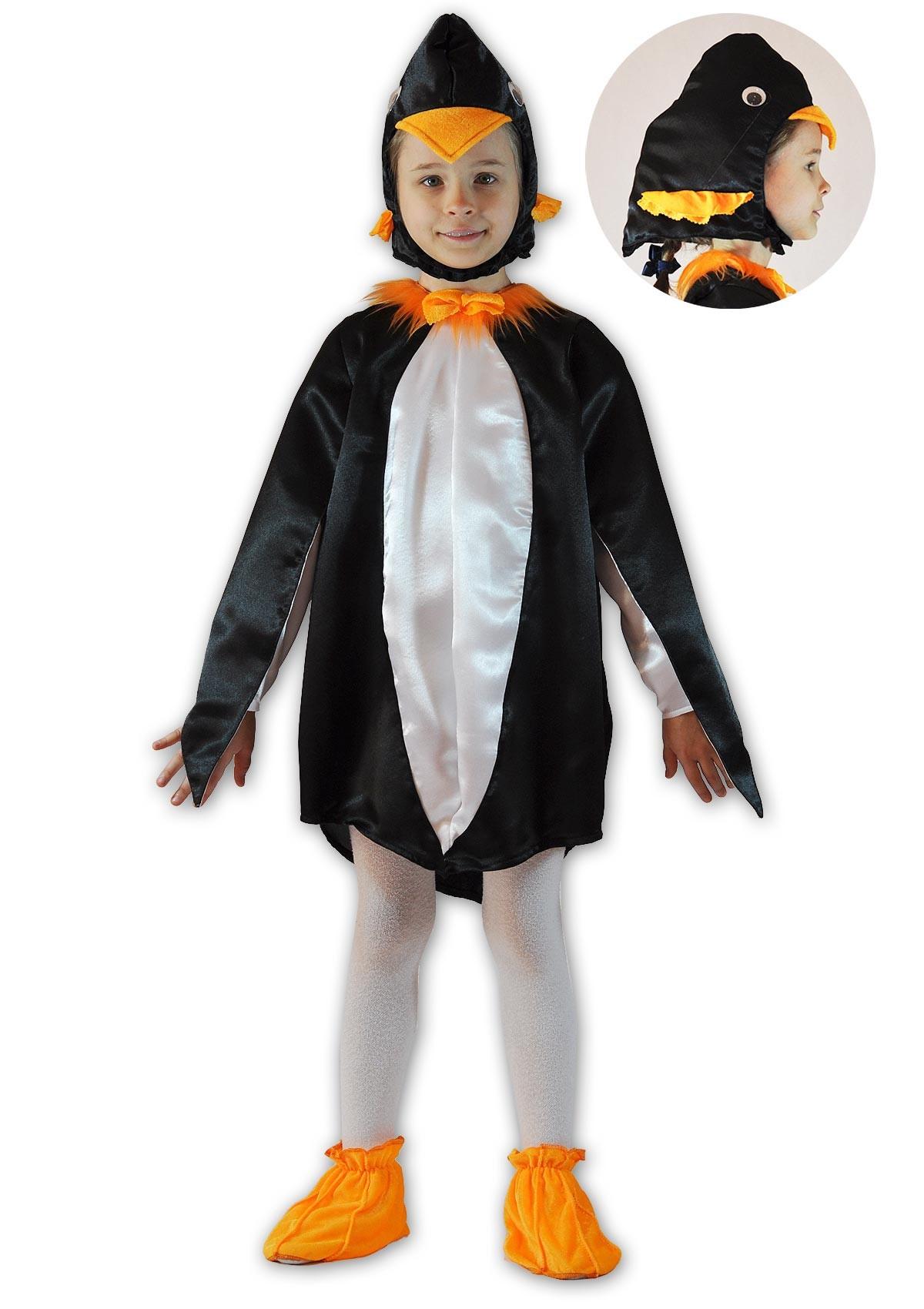 Костюм пингвина-малыша (32) костюм пингвина москва