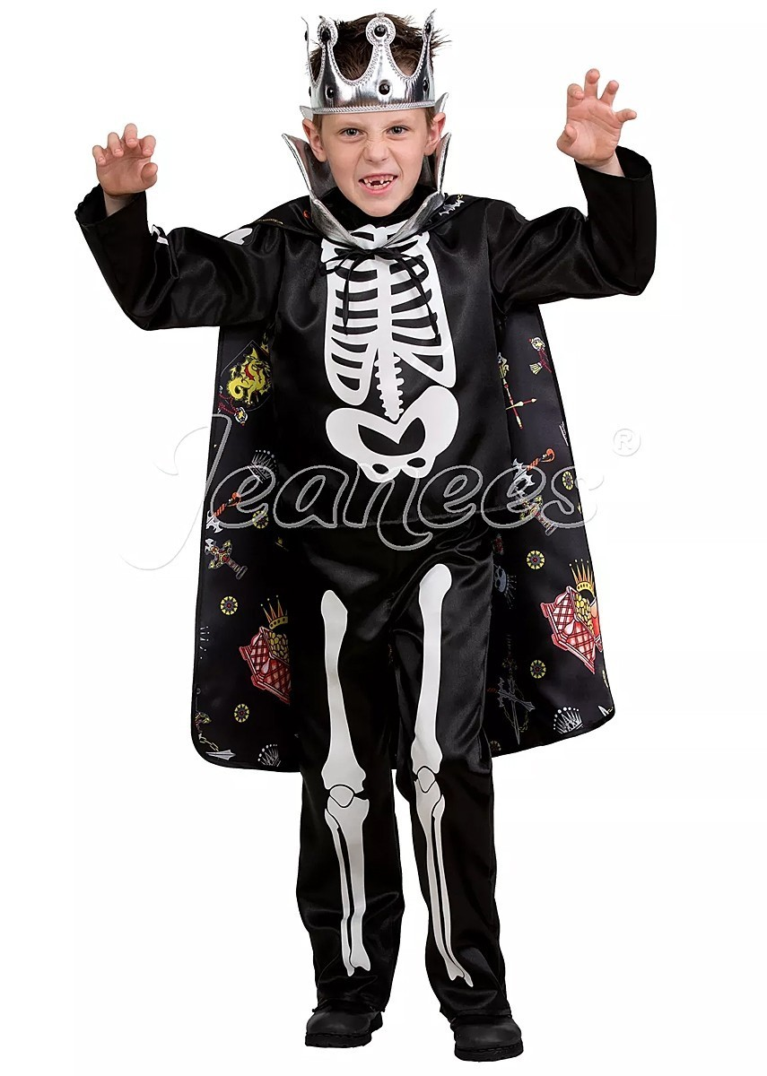 Детский костюм Кощея (28) детский костюм озорного клоуна 34