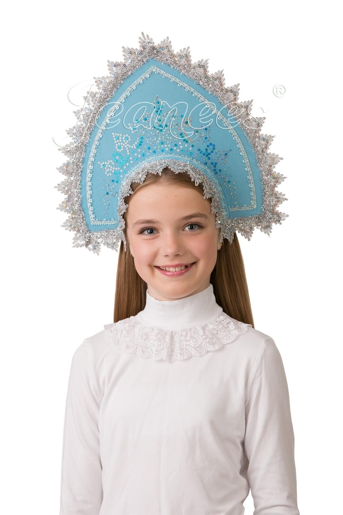 Детский кокошник Метелица лифчик для девочек 14 лет