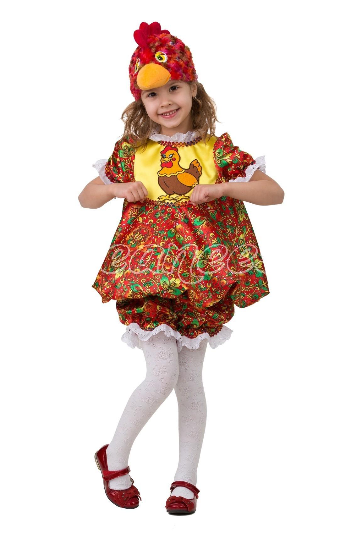 Пестрый костюм курочки (26) от Vkostume