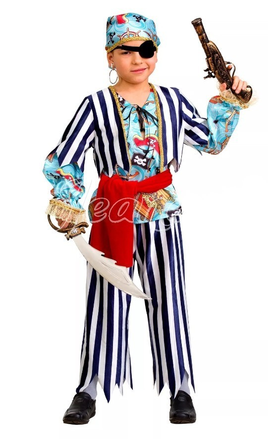 купить Костюм сказочного пирата (36) недорого