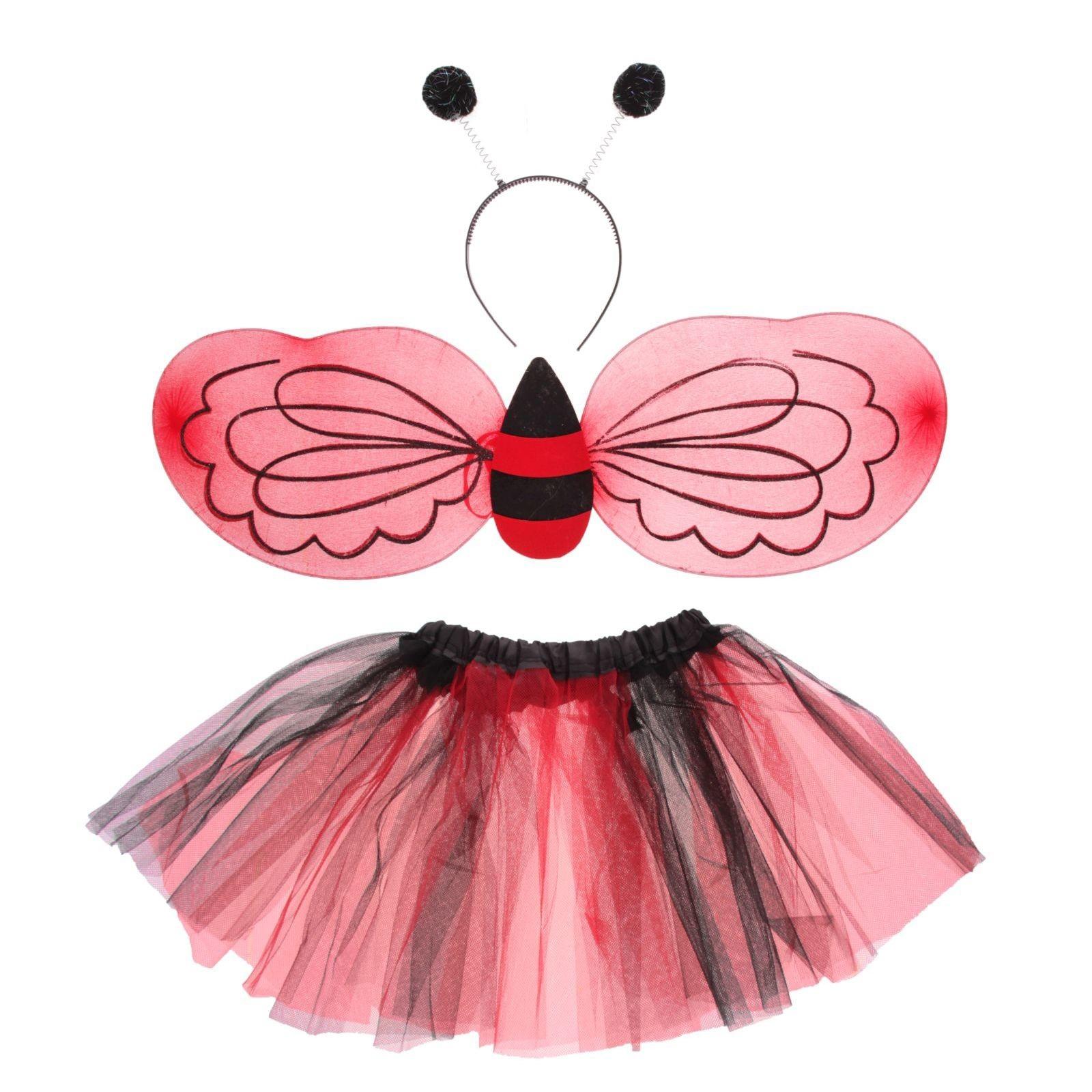 Карнавальный набор Букашка (26) карнавальный набор шампания бабочка ободок с пух палочка