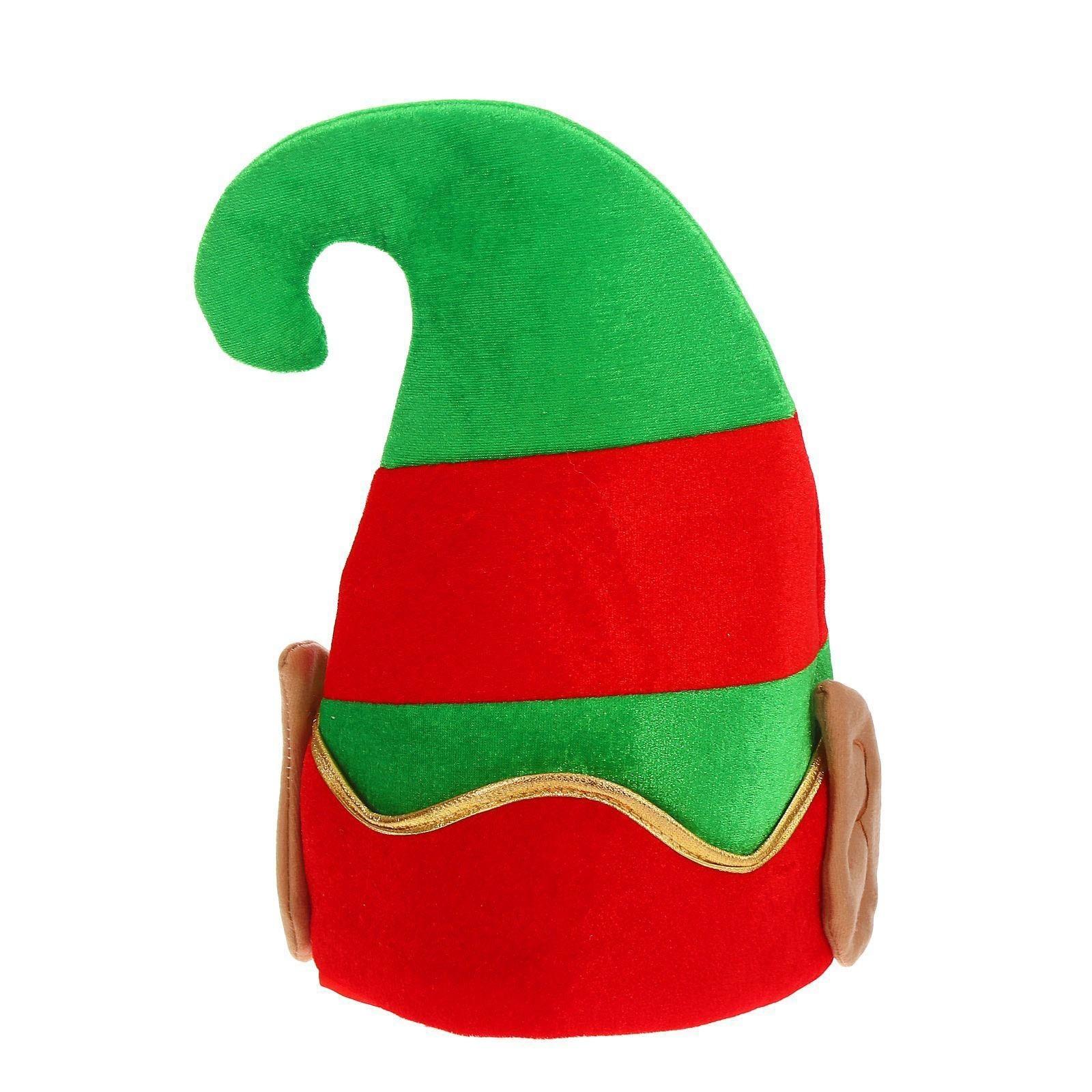 Колпак Эльфа с ушами (58) шампунь репейный зао нпо эльфа где купить