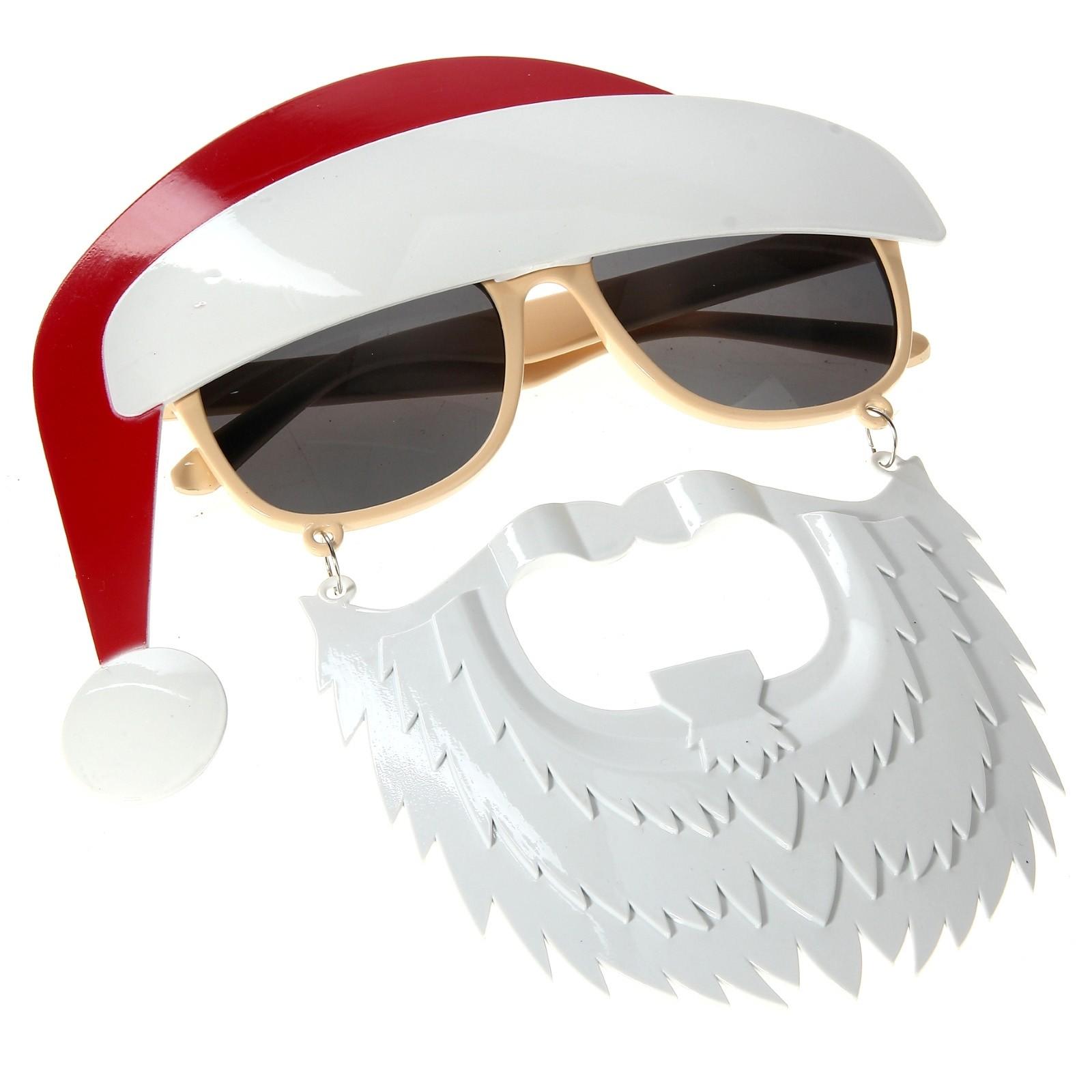 Очки Дед Мороз - Очки