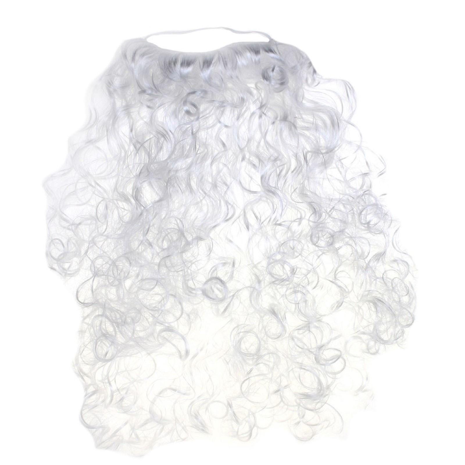 Карнавальная борода Деда Мороза - Борода и усы
