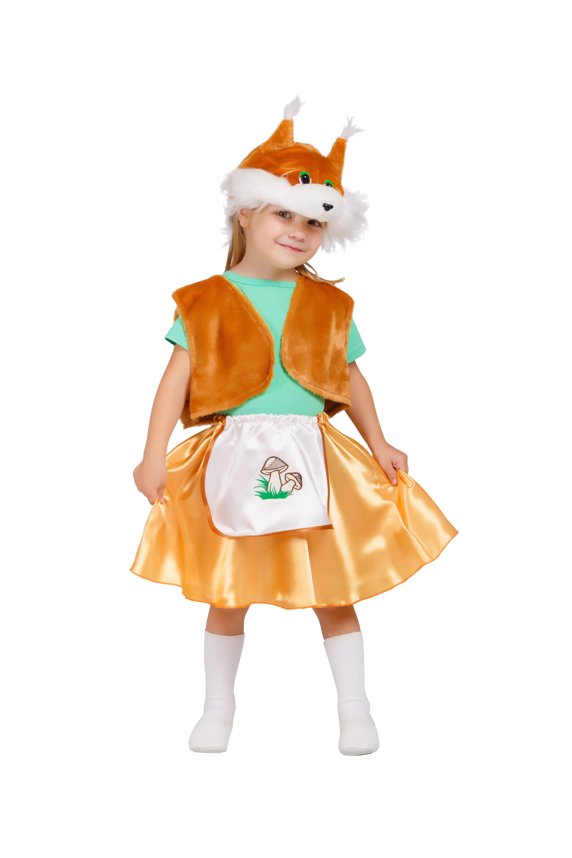 Костюм маленькой белочки (28-30) костюм маленькой снежинки 32