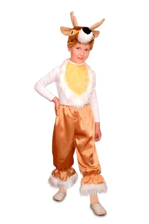 Детский костюм Олененка (30-32) детский костюм супермен 30