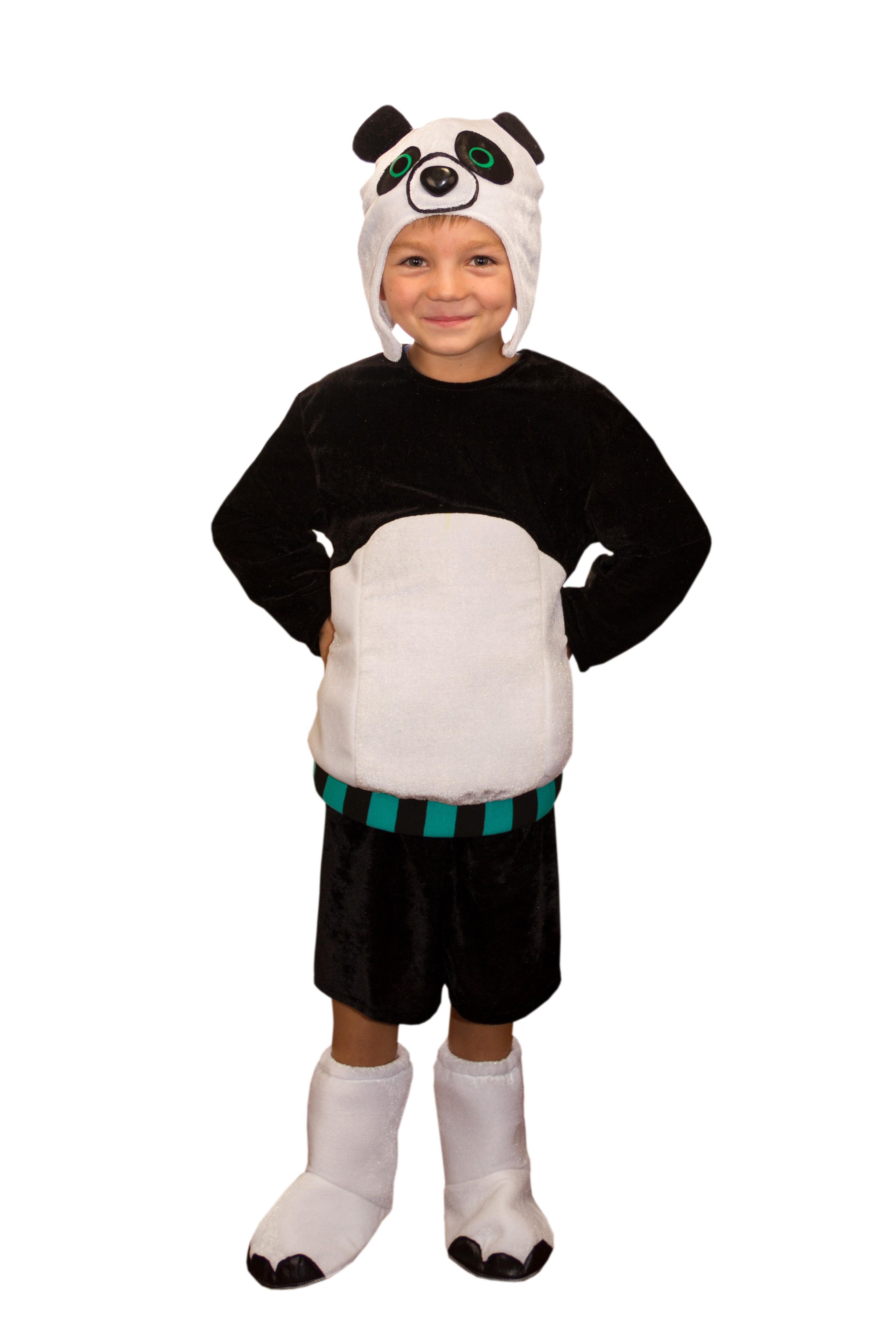 Детский костюм Панда (32) детский костюм собаки лабрадора 26 32