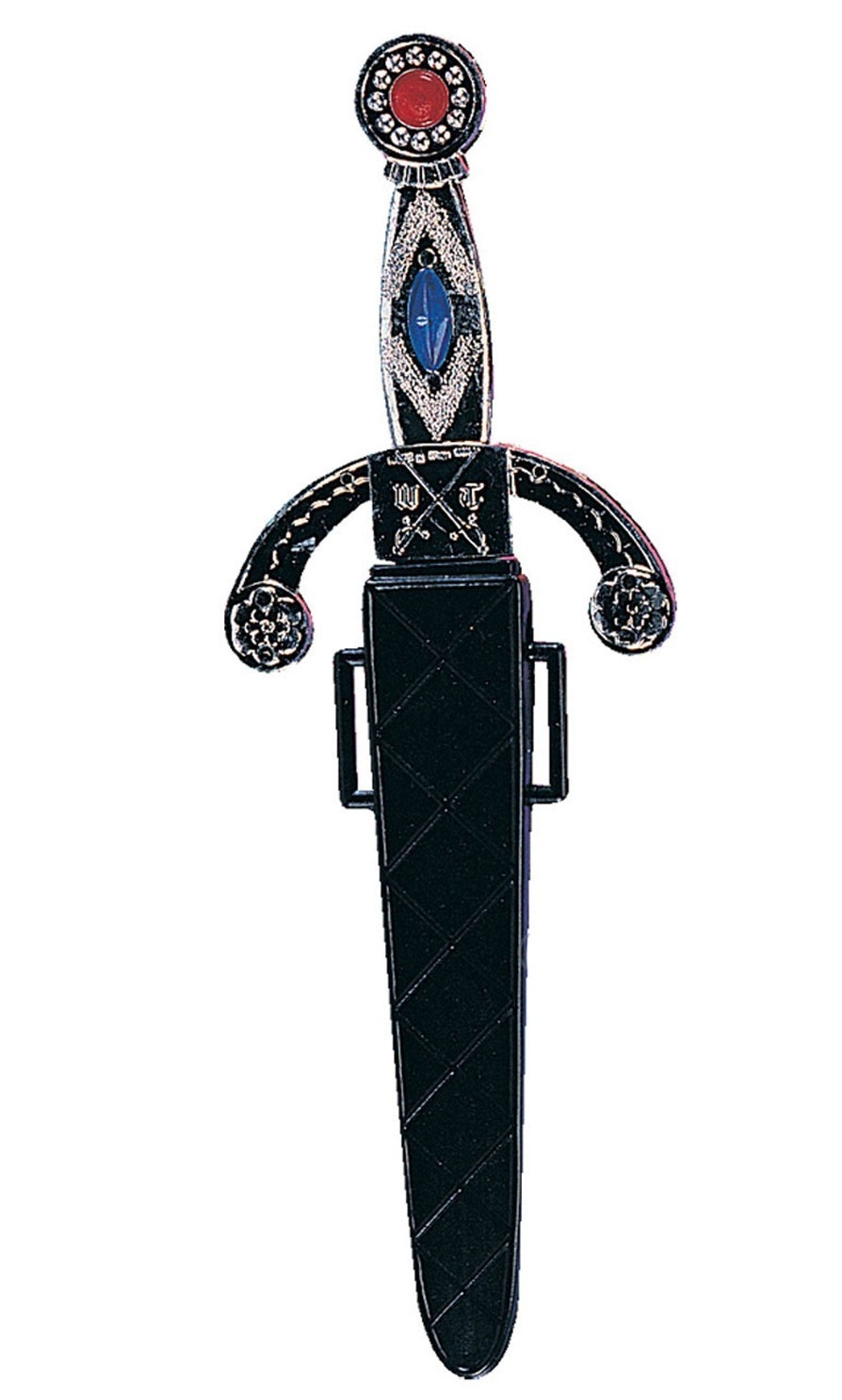 Кинжал 16-го века серебристый (46) - Исторические костюмы, р.46