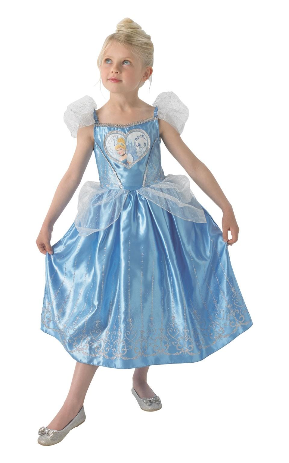 Детский костюм милой Золушки (L) - Сказочные герои