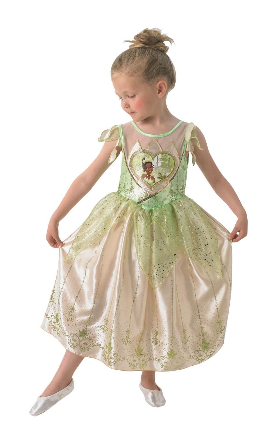 Детский костюм милой Тианы (30-32) детский костюм милой золушки 30 32