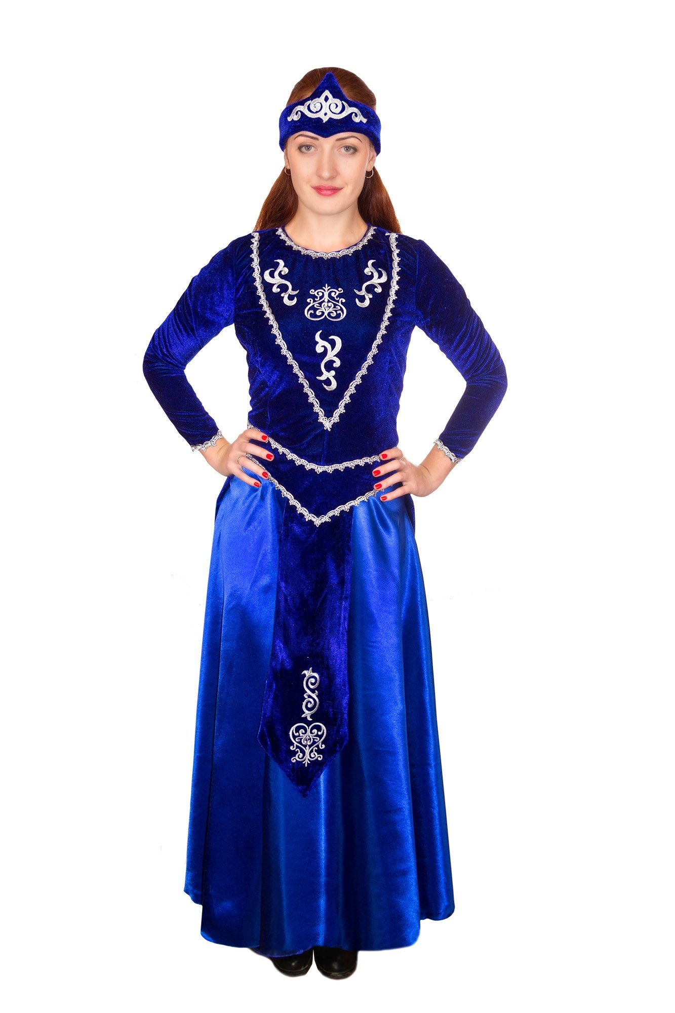 Кавказский национальный костюм (42) украинский национальный костюм для девочки киев
