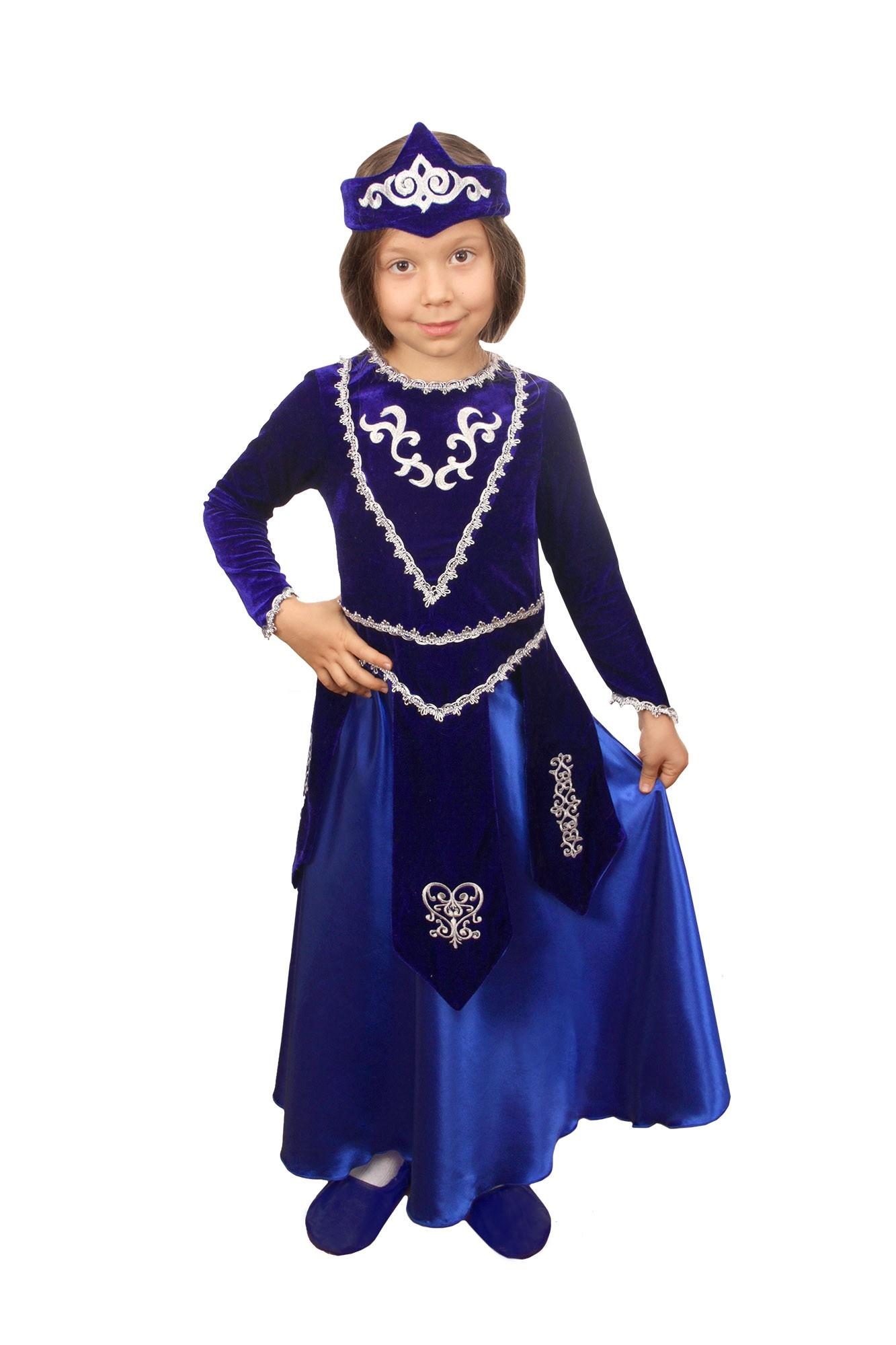 Костюм грузинский для девочки