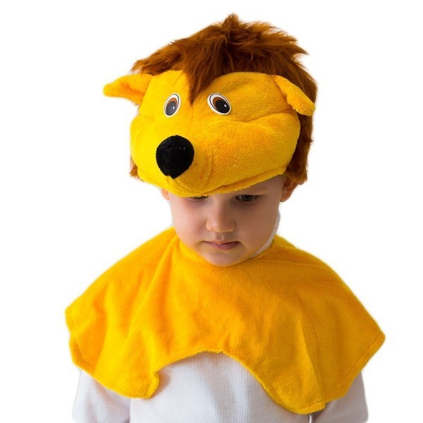 Детский комплект ежика - Животные и зверушки