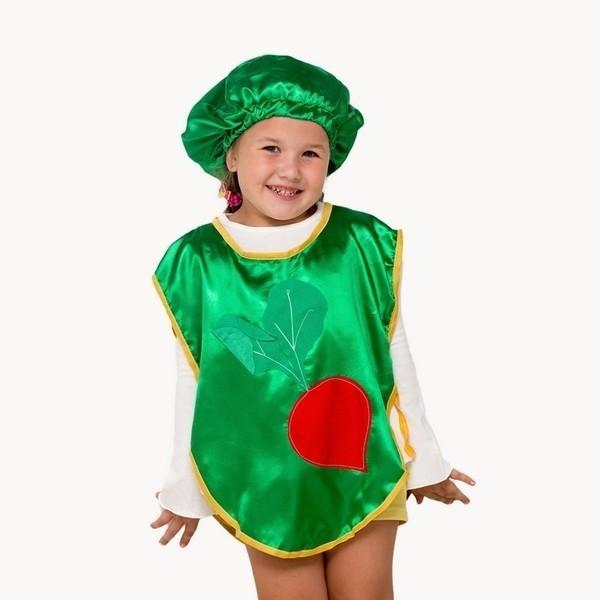 Детский набор Свекла (32-34) детский костюм свеклы 28 32