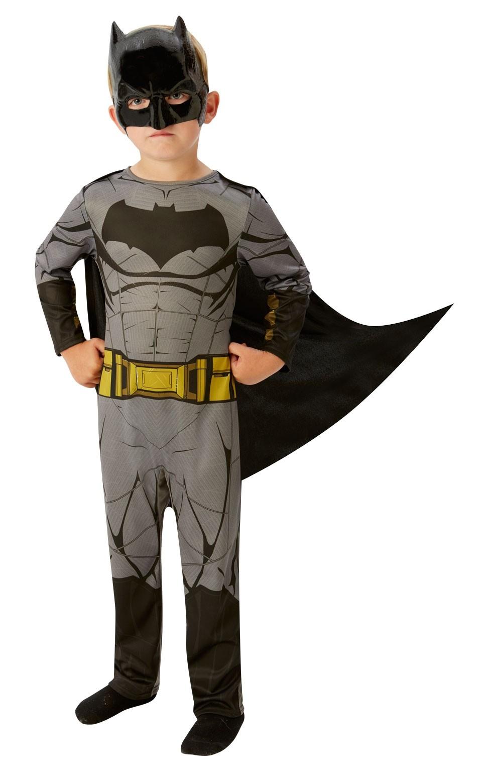 Детский костюм Бэтмена На заре справедливости (30-32) н портнягин заре навстречу