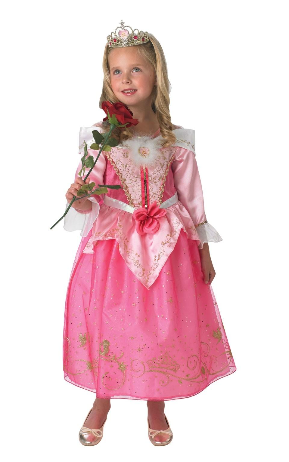 Костюм Спящей красавицы детский (L) где в новочебоксарске костюм восточной красавицы детский