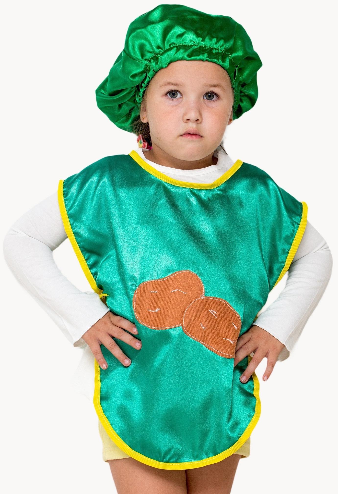 Детский комплект Картошка (32-34) детский костюм озорного клоуна 34