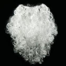 Борода Деда Мороза 35 см (UNI)